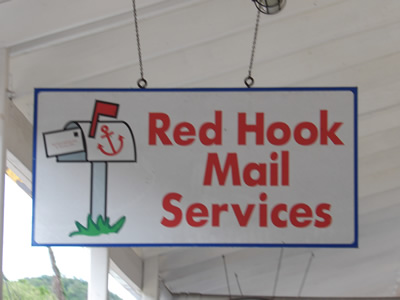red hook mail servcies
